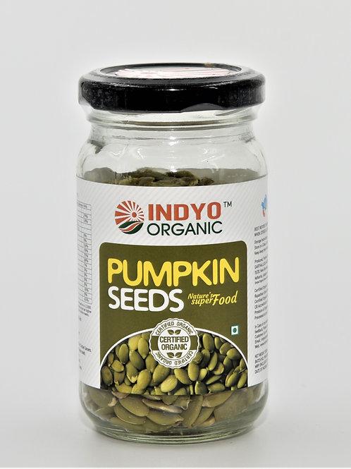 Pumpkin Seeds - Indyo Organic - 100 gm