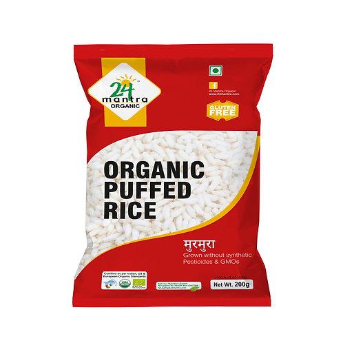 Murmure (Puffed Rice) - 24 Mantra Organic - 200 gm