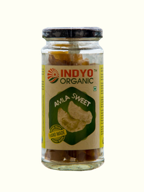 Amla Candy Sweet - Indyo Organic - 250 gm