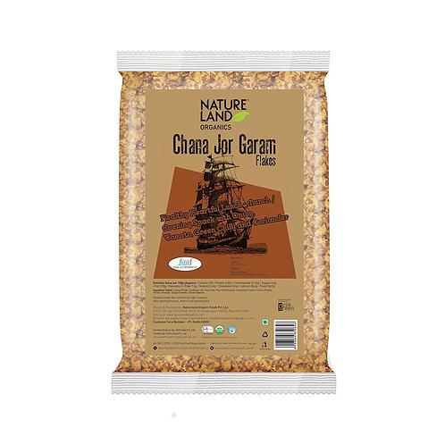 Chana Jor (Flakes) - Natureland Organics - 150 gm