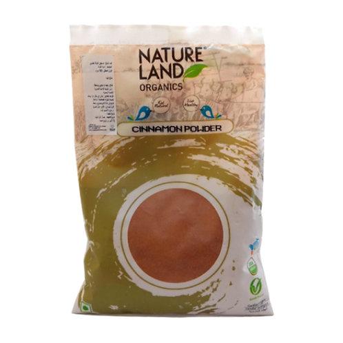 Cinnamon (Dalchini) Powder - Natureland Organics - 100 gm