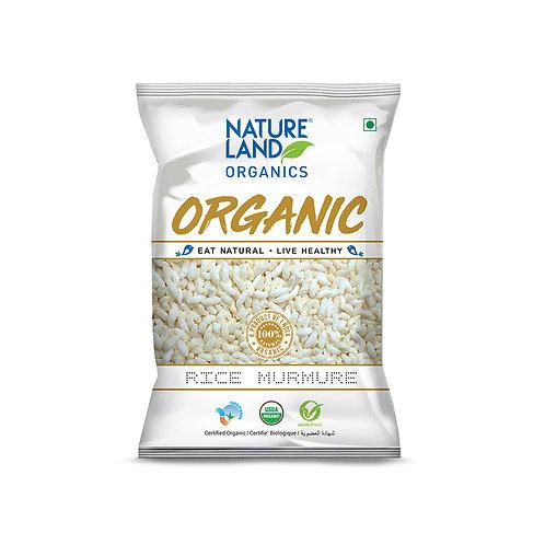 Murmure (Puffed Rice) - Natureland Organics - 200 gm