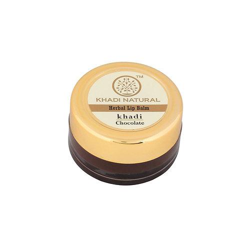 Chocolate Lip Balm - Khadi Natural - 5 gm