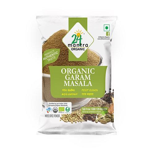Garam Masala - 24 Mantra Organic - 50 gm