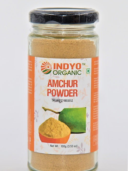 Amchur Powder - Indyo Organic - 100 gm