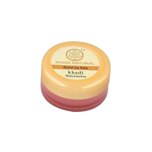 Watermelon Lip Balm - Khadi Natural - 5 gm