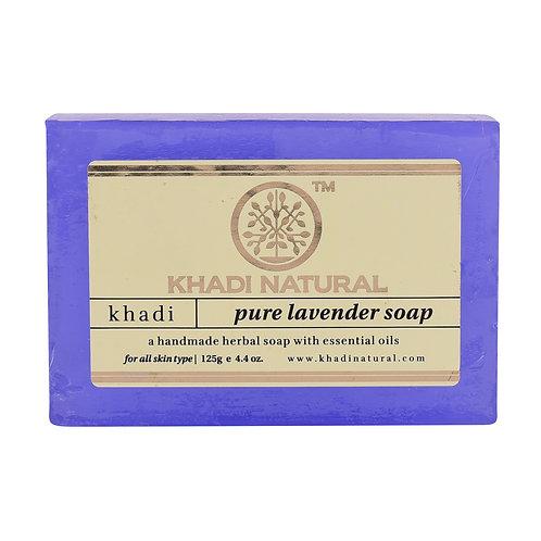 Pure Lavender Soap - Khadi Natural - 125 gm