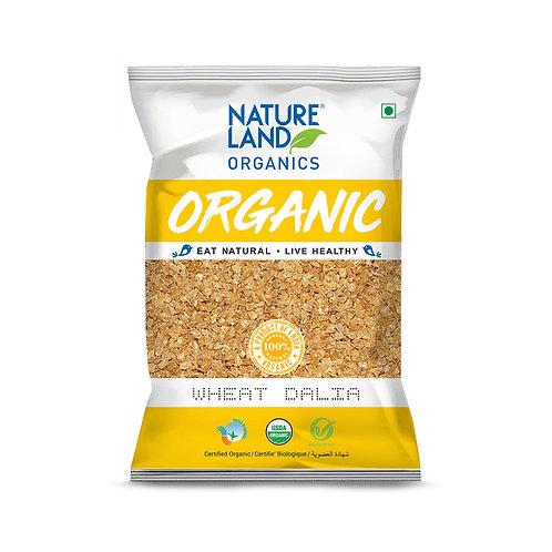 Daliya Wheat - Natureland Organics - 500 gm