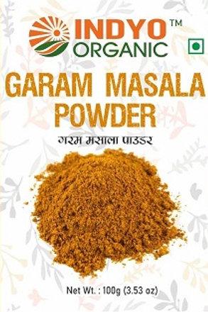 Garam Masala Powder - Indyo Organic - 100 gm