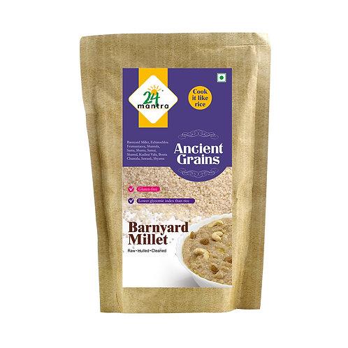 Barnyard Millet - 24 Mantra Organic - 500 gm