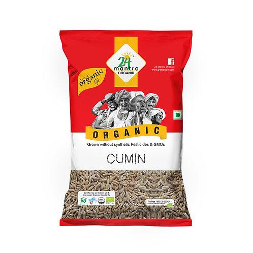 Cumin (Jeera) Seed - 24 Mantra Organic - 100 gm
