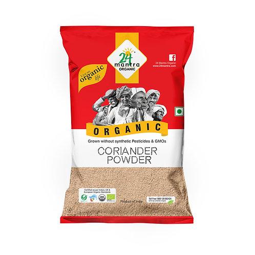 Coriander (Dhaniya) Powder - 24 Mantra Organic - 100 gm