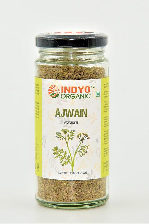 Ajwain - Indyo Organic - 100 gm