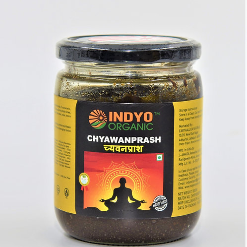Chyawanprash - Indyo Organic - 500 gm