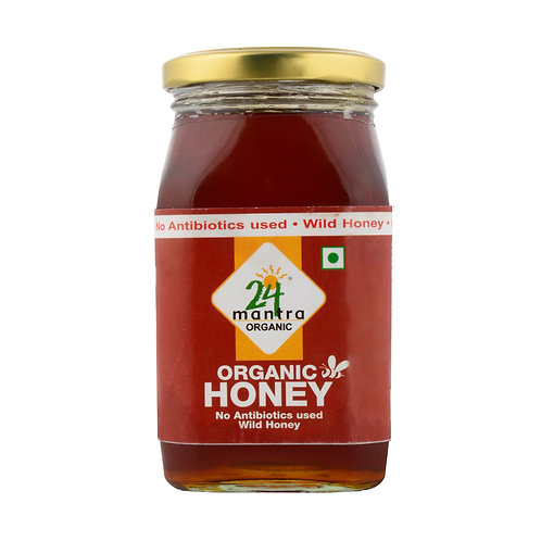 Honey - 24 Mantra Organic - 500 gm