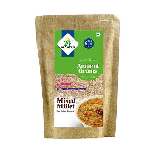 Mixed Millet - 24 Mantra Organic - 500 gm