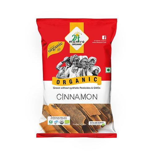 Cassia (Cinnamon) - 24 Mantra Organic - 100 gm