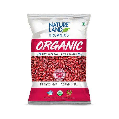 Rajma Jammu - Natureland Organics - 500 gm