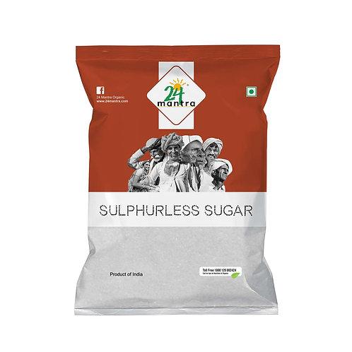 Sugar (Sulphurless) - 24 Mantra Organic - 500 gm