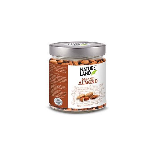 Almond - Natureland Organics - 250 gm