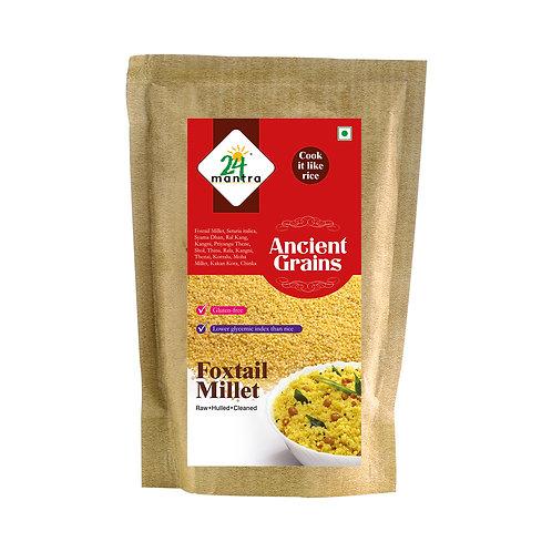 Foxtail Millet - 24 Mantra Organic - 500 gm