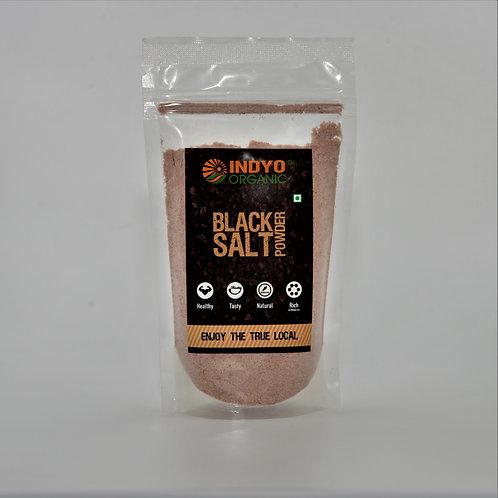 Black Salt - Indyo Organic - 200 gm