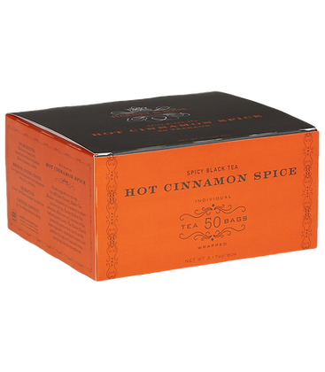 Hot cinnamon spice