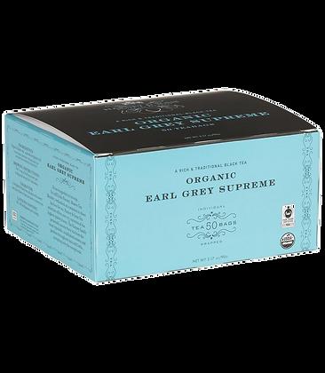 Organic earl grey supreme