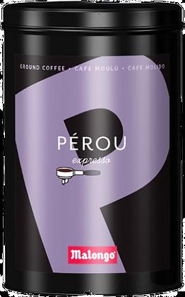 Peru - Malongo organic coffee
