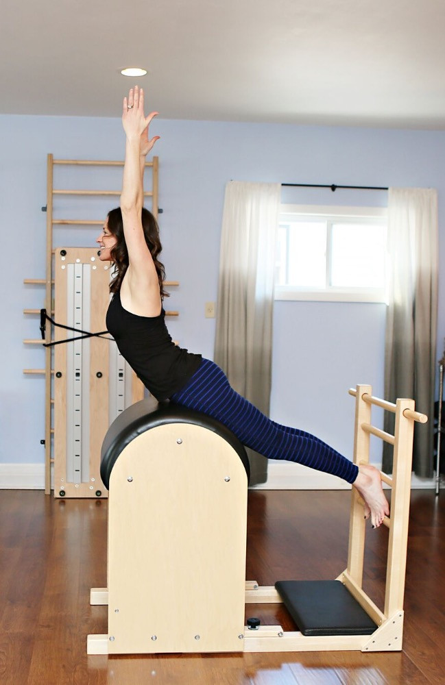 Pilates Equipment: The Ladder Barrel