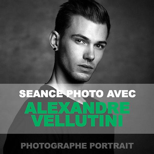Séance avec Alexandre Vellutini