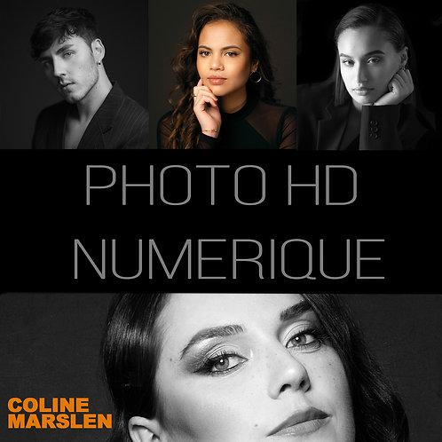 Photo HD numérique supplémentaire