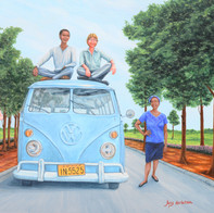 Us and the Kombi
