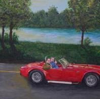 Wild Red Cobra Ride