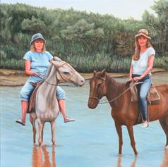 You and I on Horseback