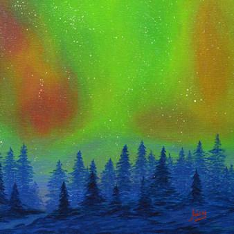 Aurora Sky