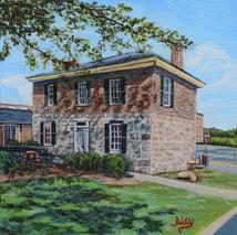 Old Jail Museum Leonardtown Visitor Center