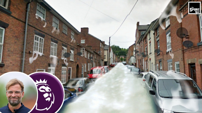 Streets flood with ejaculate as Premier League return announced