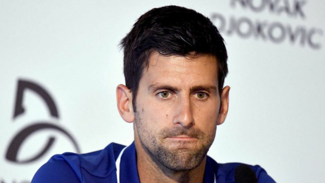 "Djokovic: ""On second thought, I'll take that vaccine please"""