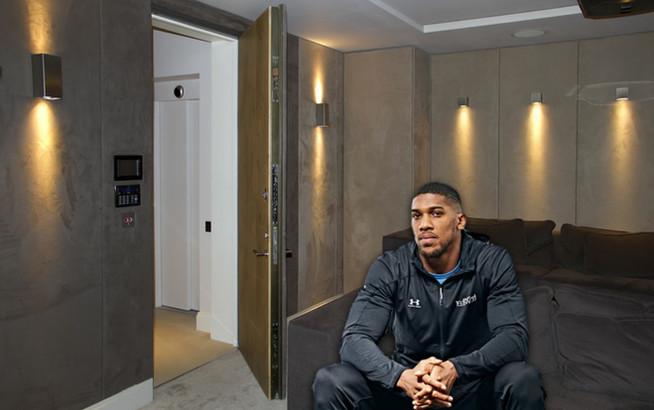 Joshua v Ruiz II: Panic room installed for Joshua at Diriyah Arena