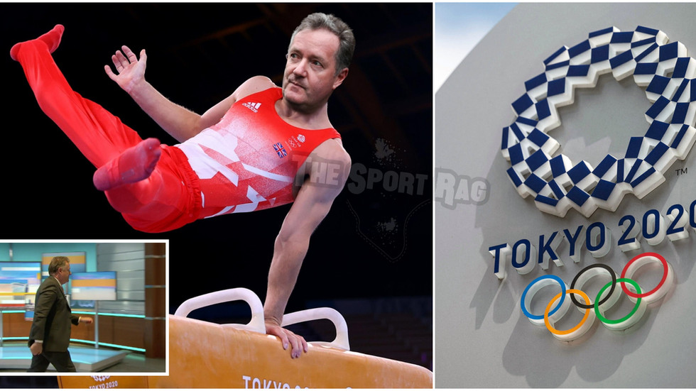 Tokyo 2020: LIVE updates as Piers Morgan competes on day 6 of the Olympics