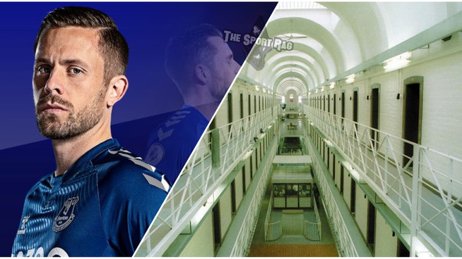 BREAKING: Gylfi Sigurdsson set to join HMP Wakefield on a free transfer