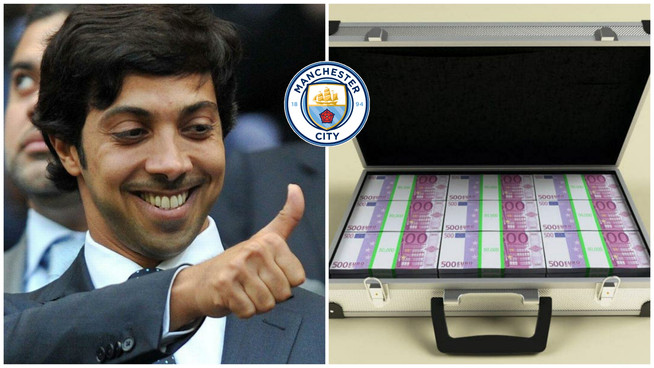 """FFP says nothing about bribes"", claims Sheikh Mansour"