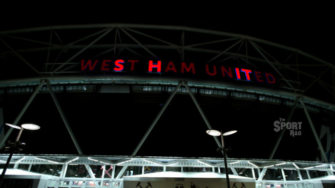 West Ham staff pay tribute to club, inspired by Man Utd's NHS display