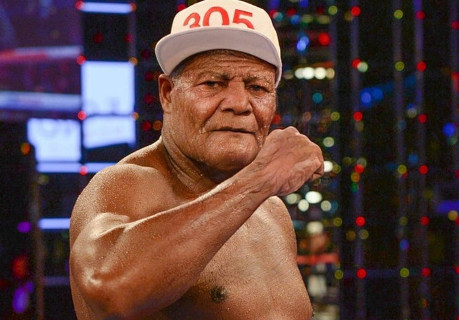 Heavyweight boxer Luis Ortiz, 84, dies peacefully in his sleep