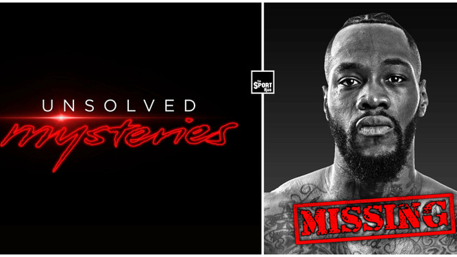 Bonus episode of Netflix's Unsolved Mysteries to focus on Deontay Wilder