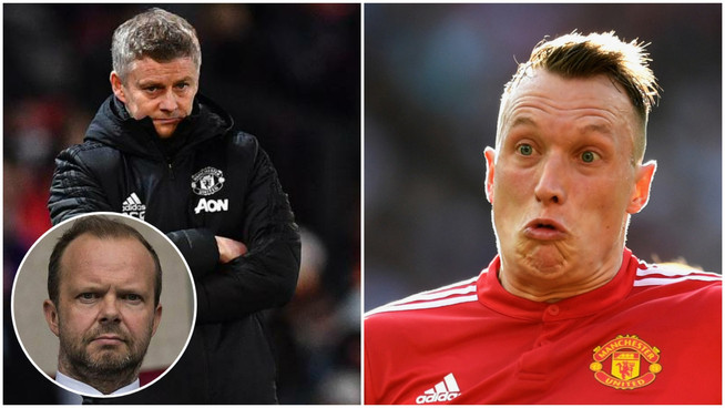 Man Utd offer £40m and Phil Jones to get rid of Phil Jones
