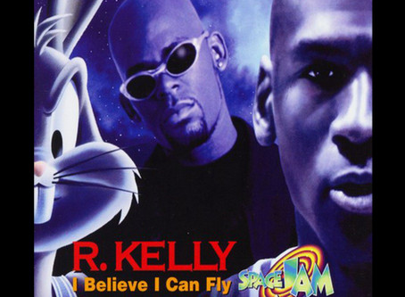 "Michael Jordan apologizes for ""I Believe I Can Fly"", claims R. Kelly peed on Lola Bunny"