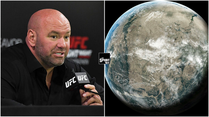 UFC 249 BACK ON after Dana White secures private habitable planet