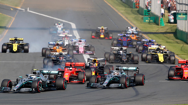 Coronavirus: FIA says stay home, you can't f*cking see the race anyway